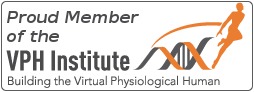 Proud member of the VPH-INSTITUTE: Building the Virtual Physiological Human