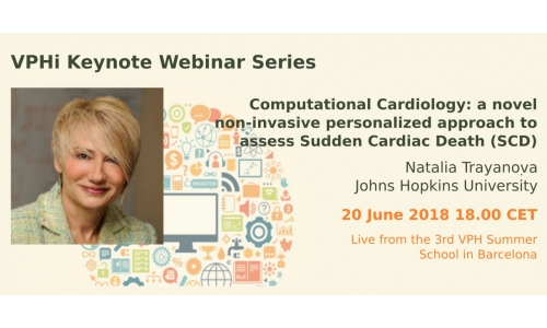 WEBINAR on Computational Cardiology