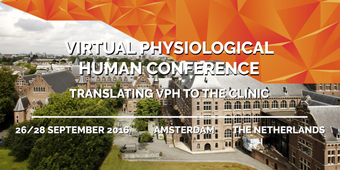 Conference VPH2016