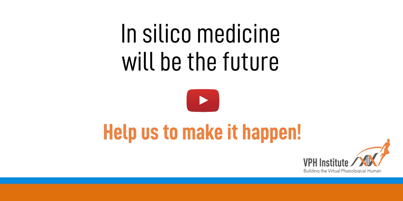 In silico medicine will be the future