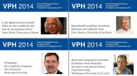 VPH2014 Plenary Lectures
